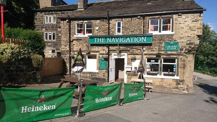 The Navigation Inn Main Featured Image